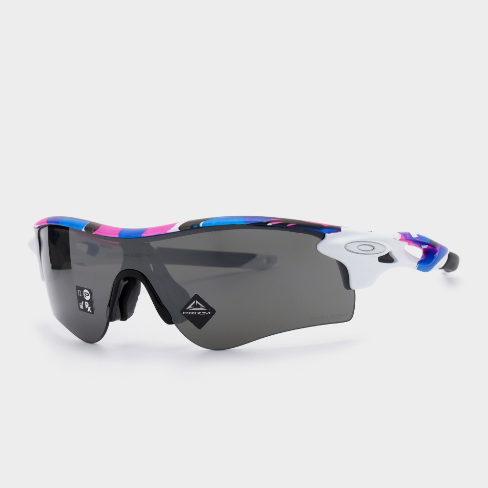 오클리 선글라스 레이다락패스 RADAR LOCK PATH OO9206 6538 Prizm Black Polarized OAKLEY